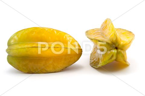 Stock photo of carambola