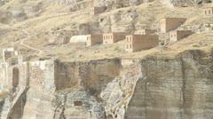 Ruins of Rumkale Stock Footage