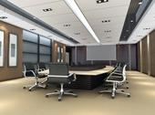 Stock Illustration of 3d meeting room