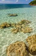 Stock Photo of Crystal Clear Water