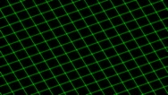 Stock Video Footage of Green Grid (20130011)