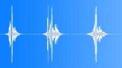 Falling swooshing kicks - sound effect