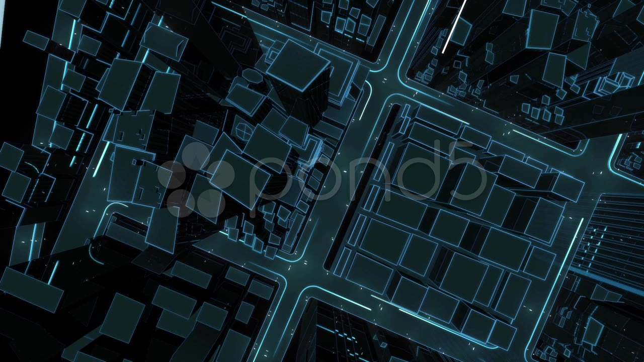 After Effects Project - Pond5 Neon City Promo 20463303
