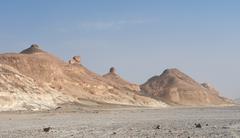 Stock Photo of farafra in egypt