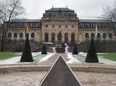 Stock Photo of orangery in fulda