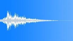 Trailer hit - swoosh 1 Sound Effect