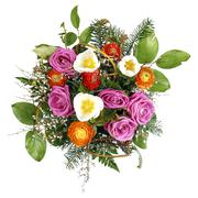 Stock Photo of fresh flowers bouquet