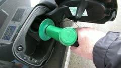 Petrol Pump Stock Footage