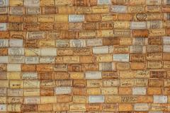 Wine cork board - background - surface Stock Photos