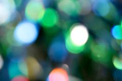 abstract background. beautiful bokeh - stock photo