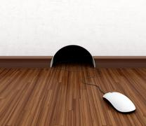 computer mouse - stock illustration