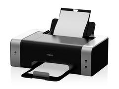 Printer Stock Illustration