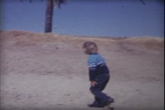 1960's archive- - stock footage