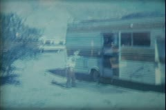 1960's archive- Stock Footage