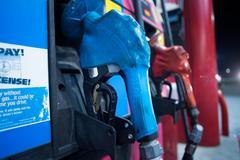 Gas Pump - stock photo