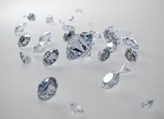 Stock Illustration of diamond