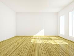 empty room - stock illustration