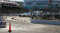 Formula Drift 2011 06 Stock Footage