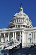 washington dc capitol hill - stock photo