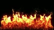 Flame - HD, Loop Stock Footage