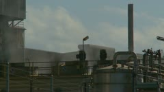 Industrial Air Pollution (4) Stock Footage
