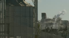 Industrial Air Pollution (2) Stock Footage