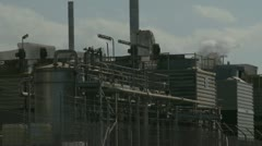 Industrial Air Pollution (5) Stock Footage
