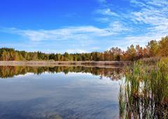 Stock Photo of autumn landscape