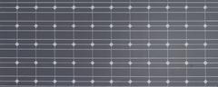 Photovoltaic cells for solar power Stock Photos