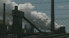Industrial Air Pollution (14) Stock Footage
