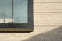 Stock Photo of architectural design with window