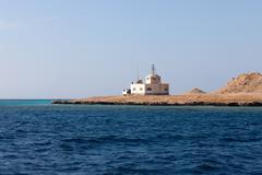 sea radar - stock photo