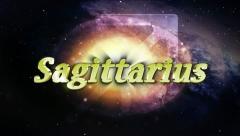 Zodiac Sign - HD1080 Stock Footage