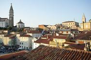 Stock Photo of slovenia / piran view