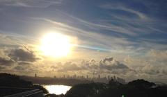 Aerial View of Sydney Stock Photos