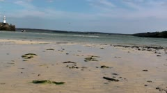 St Ives Cornwall Stock Footage