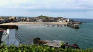Stock Video Footage of St Ives Cornwall