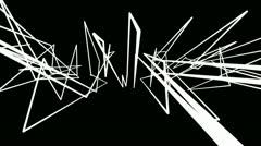 Graffiti luminance Stock Footage