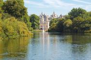 Stock Photo of st james park
