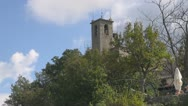 Stock Video Footage of Guaita tower in the Republic of San Marino