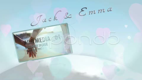 After Effects Project - Pond5 Earthly Romance 20485706
