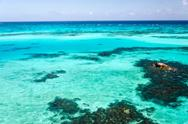 Stock Photo of Turquoise Water