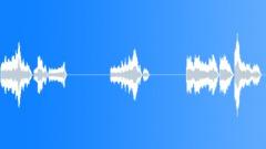 Scifi robot message prompts - sound effect