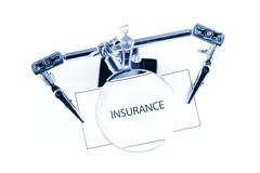 Stock Photo of insurance