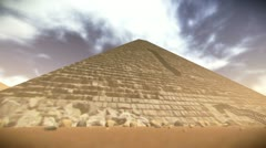Pyramids of Egypt - stock footage
