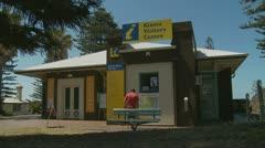 Kiama Visitors Centre, Australia Stock Footage