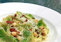 Caesar salad Stock Photos