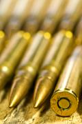 ammunition 8x57 is - stock photo