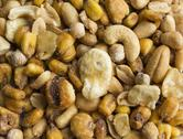 Stock Photo of Assorted dried fruit