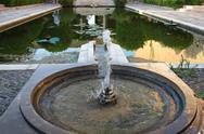 Arabic fountain Stock Photos
